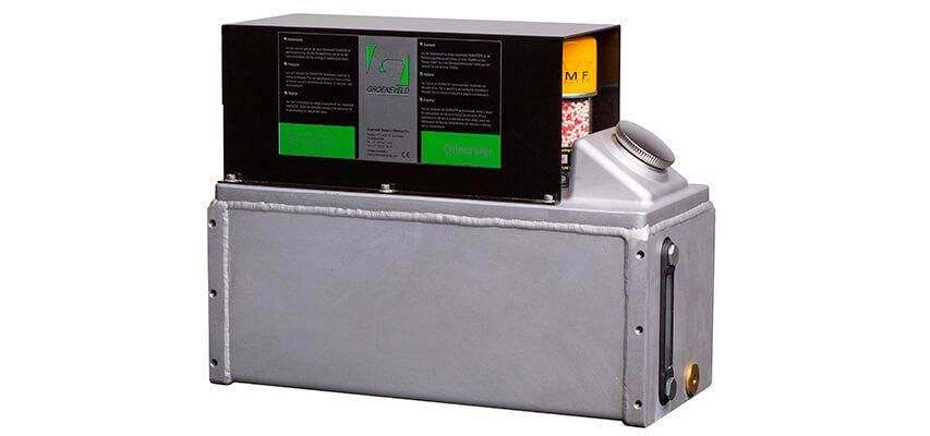 Oilmaster HD oil management system