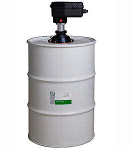 Groeneveld Lubrication Solutions Twin Vatpomp
